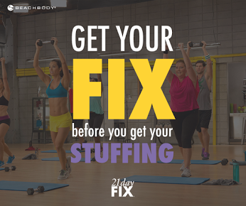21-Day Fix- Stuffing